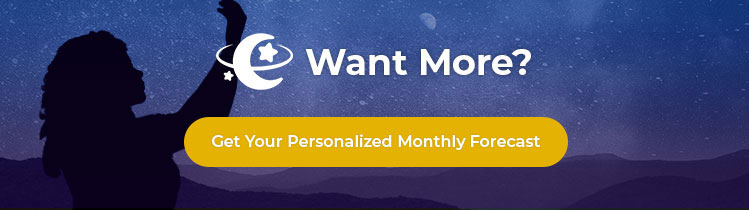 Get Your Personalized Monthly Forecst